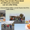 Pizza-Tag am 14.10.2020